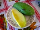 When a mango marries an avocado - Phnom Penh, Kandal