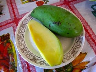 When a mango marries an avocado - Phnom Penh, Kandal