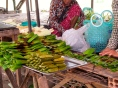 Banana leafed and steamed treats - Kien Svay