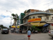 Mom's old house before the April 1975 evacuation - Phnom Penh, Kandal