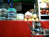 The only smoothie stall and its owner that I wholly trust in Cambodia - Tuol Tompong, Phnom Penh
