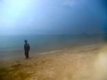 Mac at the sea - Kampong Som