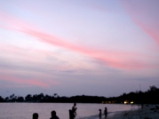 After sunset - Kampong Som