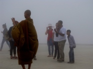 Everyone is taking advantage of their cameras - Phnom Bokor, Kampot
