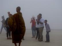 Everyone is taking advantage of their cameras - Phnom Bokor, Kampot