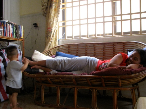 One variety of home style sit and play - Phnom Penh
